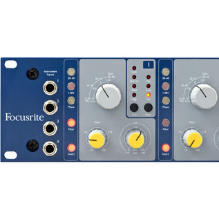 Focusrite ISA428 Mk II 4 Channel Pre Pack Pre-Amp