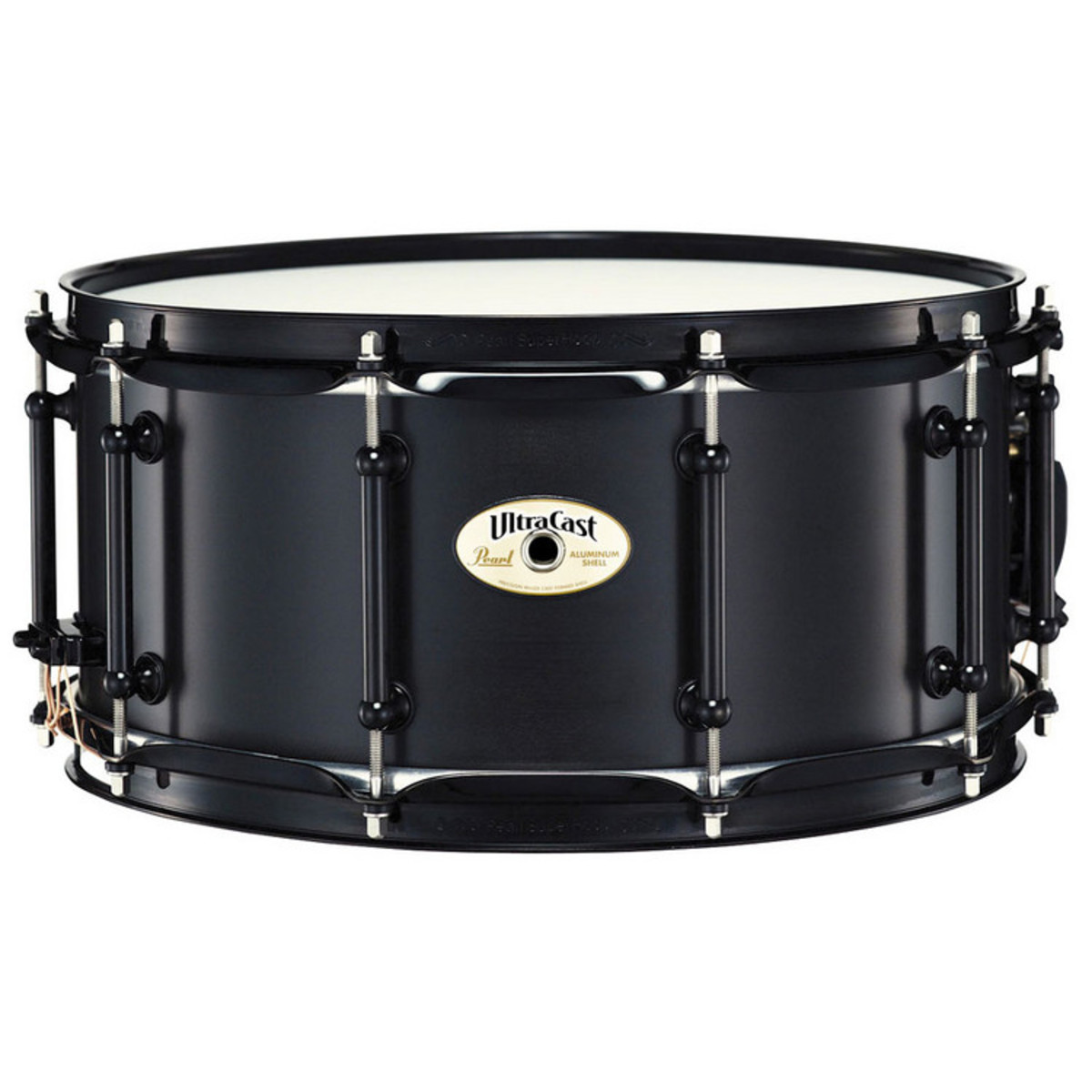 pearl ultracast 14 39 39 x 6 5 39 39 snare drum black at