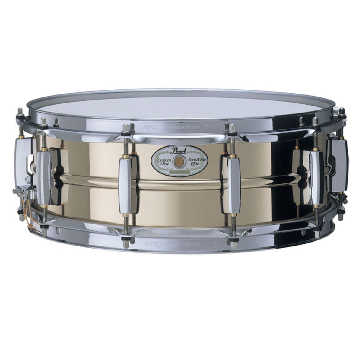disc pearl sensitone elite 14 39 39 x 5 39 39 snare drum phosphor bronze at. Black Bedroom Furniture Sets. Home Design Ideas