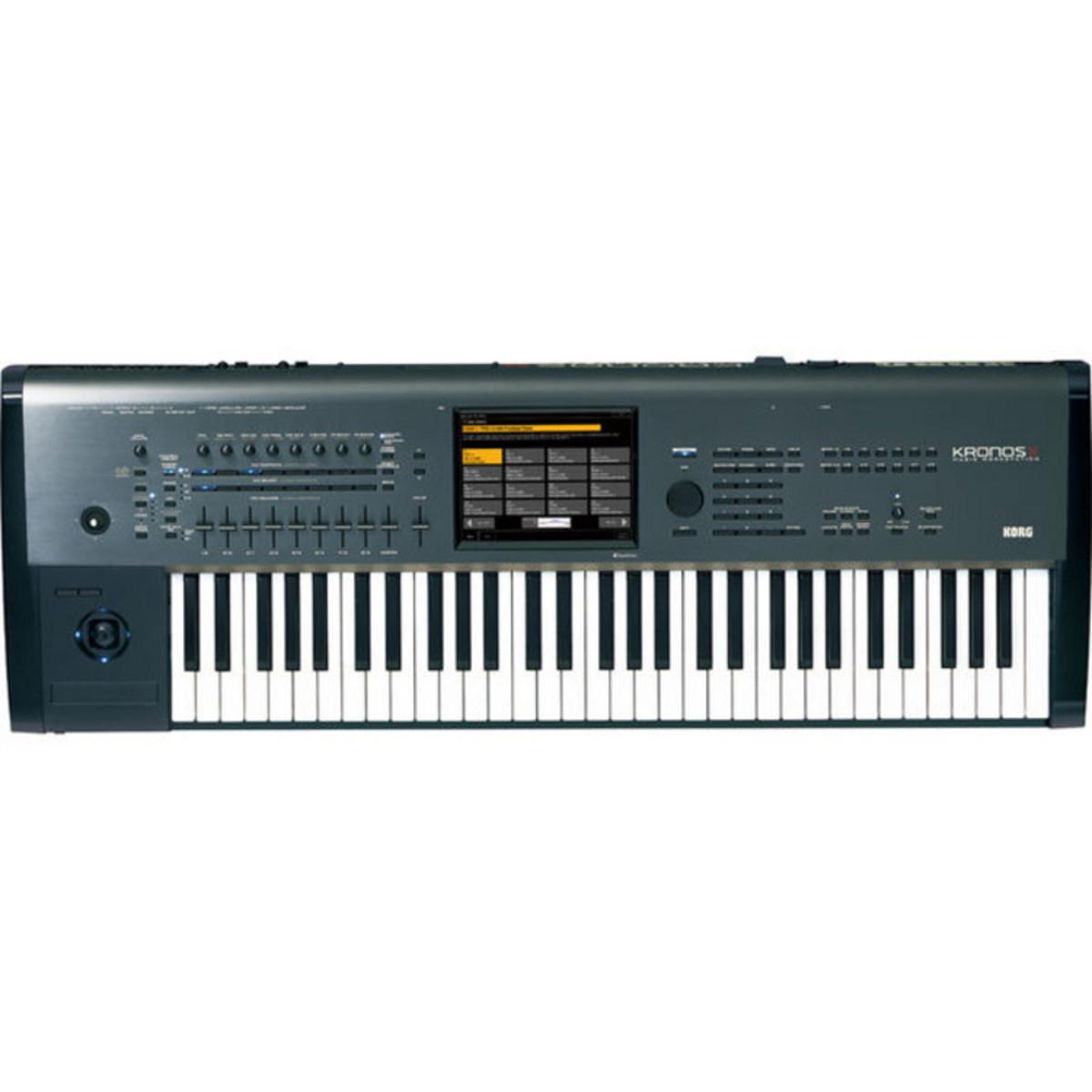korg kronos x 61 key music workstation ex demo at. Black Bedroom Furniture Sets. Home Design Ideas