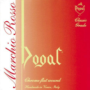Dogal Red Label Cello String Set, 4/4