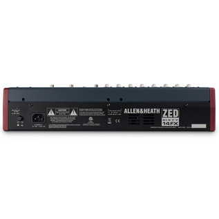 Allen and Heath ZED60-14FX