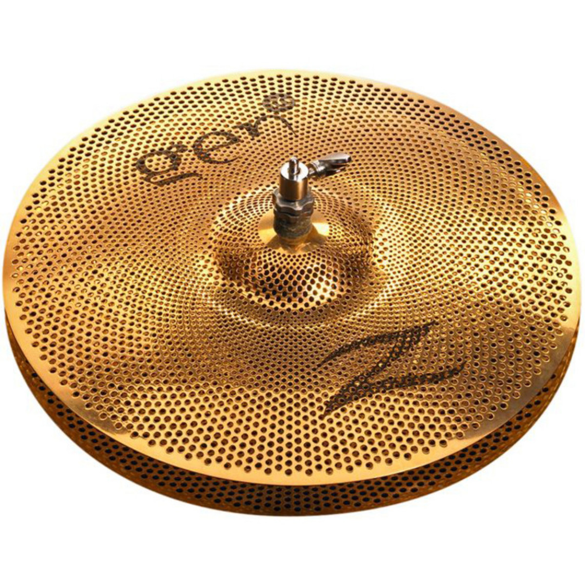 zildjian g16bs3ds gen16 buffed bronze 2 cymbal set with processor at. Black Bedroom Furniture Sets. Home Design Ideas