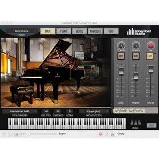 Garritan Abbey Road Studios CFX Concert Grand Virtual Piano