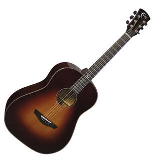 Faith Mars Mahogany with Cedar Top, Classic Burst