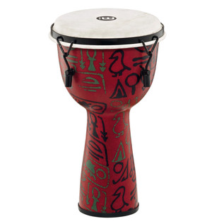 Meinl Journey Series Mechanical Tuned 10'' Djembe Synthetic, Pharaoh