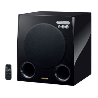 Yamaha NS-SW901 Soavo Subwoofer, Piano Black