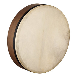 Meinl Artisan Edition 18 Inch Mizhar, Walnut Brown