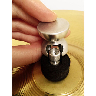 Billdidit Coady Cymbal Topper, Single