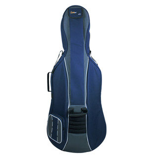 Tom and Will Classic 4/4 Cello Gigbag, Navy and Grey