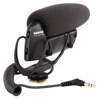 Shure VP83 Lenshopper Camera-Mount Condenser Microphone