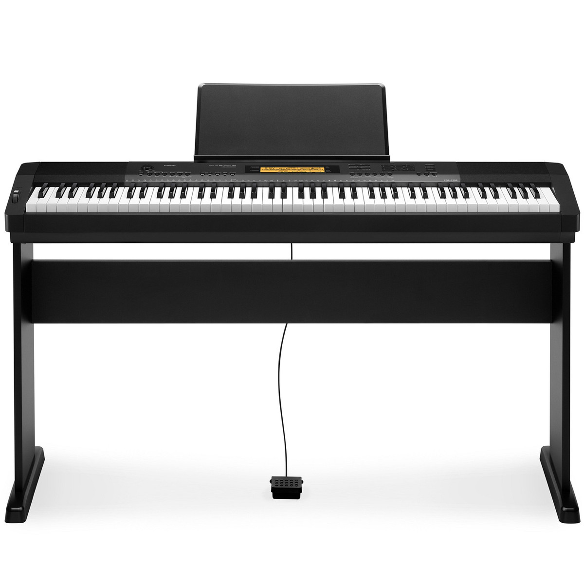 casio cdp 220r digital piano deluxe pack at. Black Bedroom Furniture Sets. Home Design Ideas