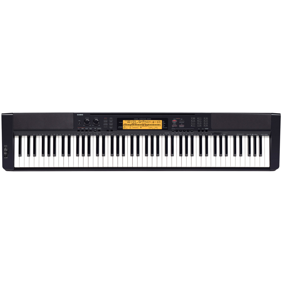 Casio CDP-220R Digital Piano Deluxe Pack UK Exclusive