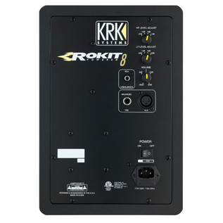 KRK Rokit RP8 G3 Active Monitor, Single