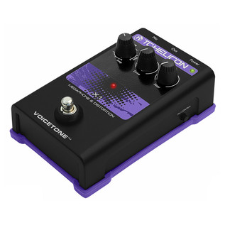 TC Helicon VoiceTone X1 Megaphone and Distortion Vocal Processor