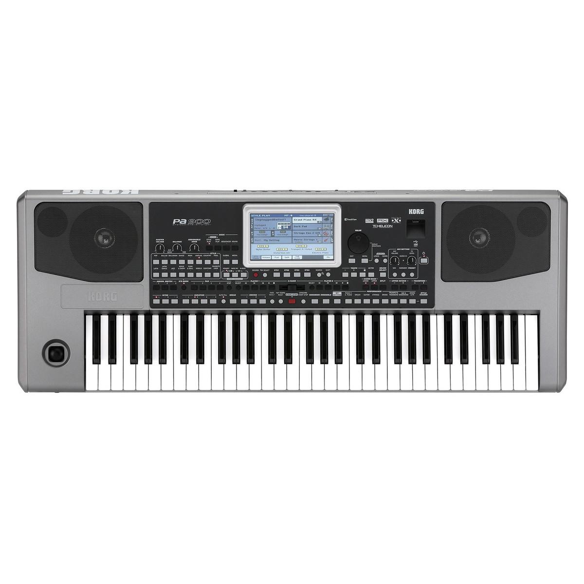 Korg Keyboard Amplifiers : korg pa900 professional arranger keyboard with stand and amplifier at ~ Vivirlamusica.com Haus und Dekorationen