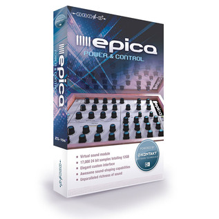 Zero-G Epica Virtual Sound Module