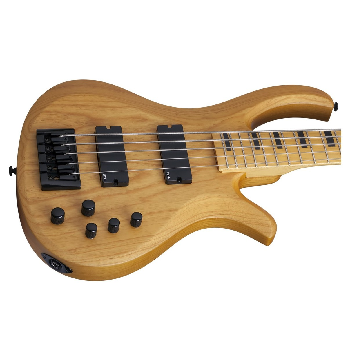 schecter riot session 5 bass guitar aged natural satin at. Black Bedroom Furniture Sets. Home Design Ideas
