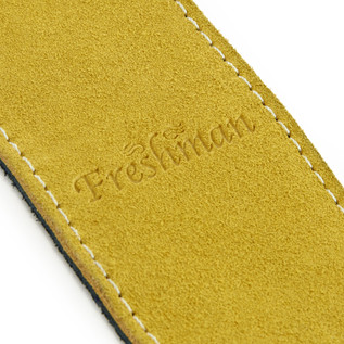 Freshman Double Layer Cow Suede Strap, 65mm, Whiskey