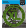 D'Addario EXL117 Nickel Wound Medium Top/Extra Heavy Bottom, Cal. 11-56