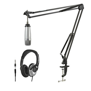 Gear4music Voice-Over and Podcasting Bundle