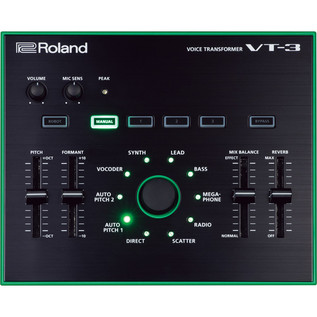 Roland Aira TR-8, TB-3 and VT-3 Bundle