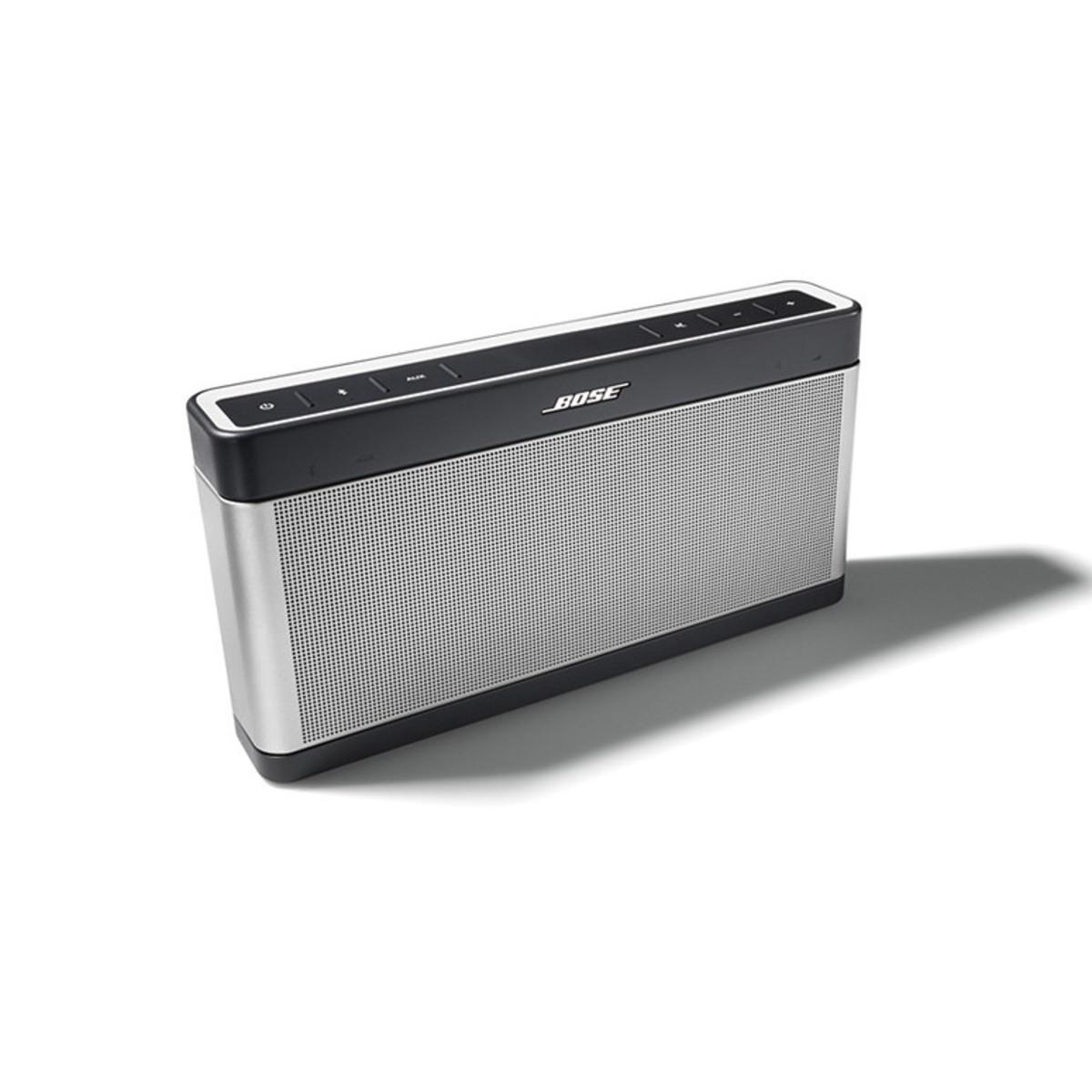 bose soundlink bluetooth iii speaker at. Black Bedroom Furniture Sets. Home Design Ideas