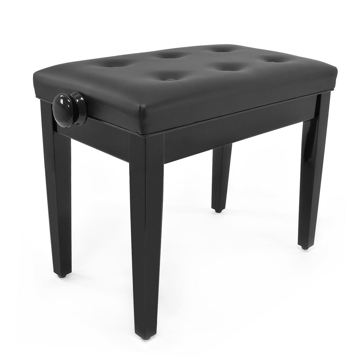 tabouret de piano deluxe par gear4music. Black Bedroom Furniture Sets. Home Design Ideas