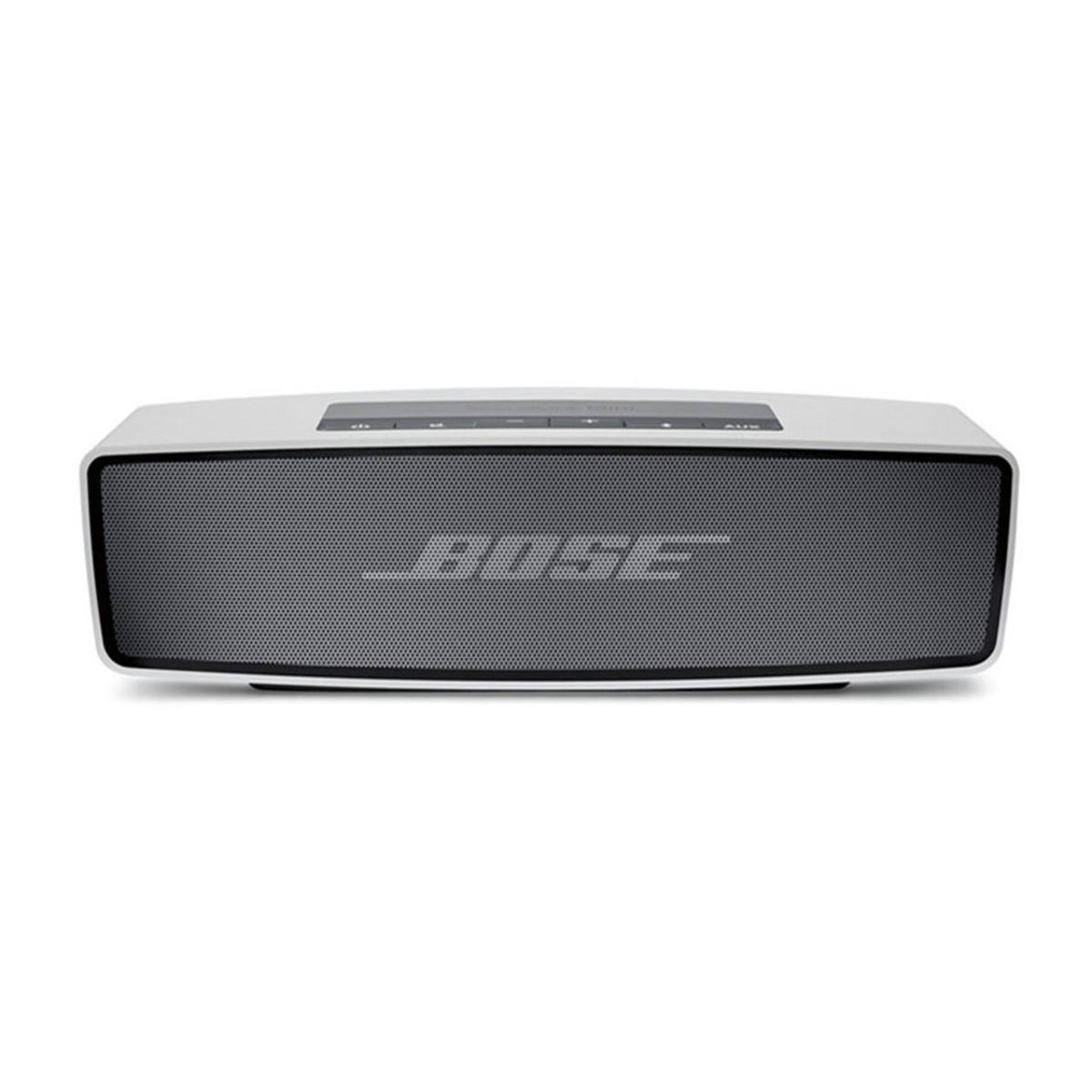 disc bose soundlink mini bluetooth speaker at. Black Bedroom Furniture Sets. Home Design Ideas