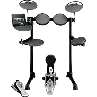 Yamaha DTX450K Electronic Drum Kit with FREE Cymbal, Stool and Sticks