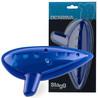 StagG plastové okarína, modrá