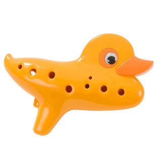 Percussion Plus PP1020 Ocarina, Yellow Duck
