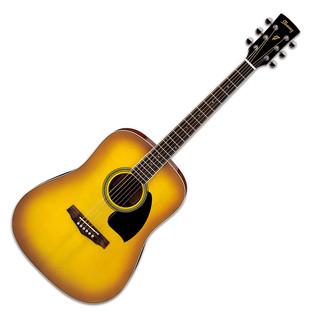 Ibanez PF15 Dreadnaught Acoustic Guitar, Light Violin Sunburst
