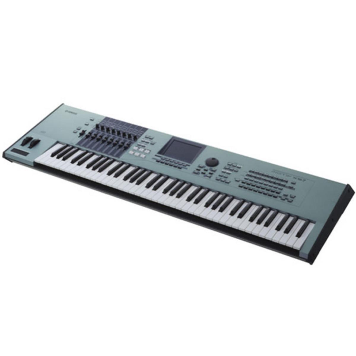 Discontinued yamaha motif xs7 keyboard workstation at for Yamaha motif keyboard