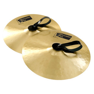 Percussion Plus PP958 Marching Cymbal, 12 Inch