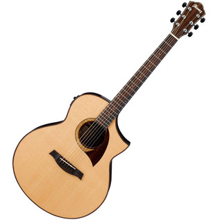 Ibanez AEW22CD Electro-Acoustic Guitar, Natural + Monster Cable