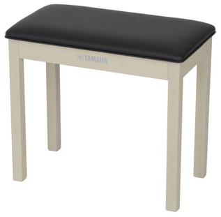 Yamaha B1WA Piano Bench, White Ash