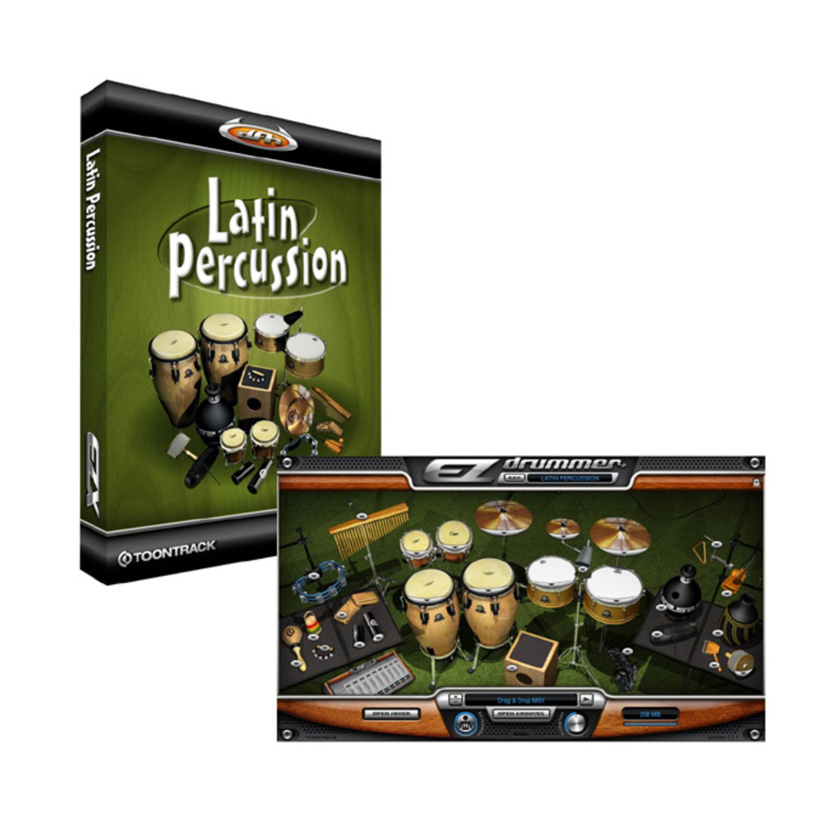 Cheap Toontrack EZX - Latin Percussion