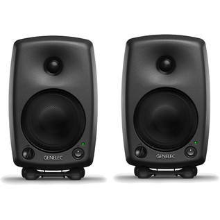 Genelec 8030B Bi-Amped Studio Monitor (Pair)