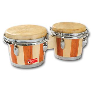 Percussion Plus PP437 Budget Bongos 15cm + 18cm