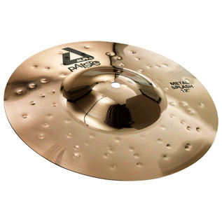 Paiste Alpha 12'' Metal Splash Cymbal, Brilliant Finish