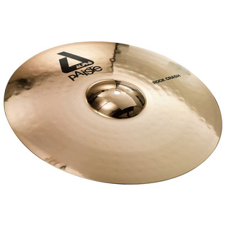 Paiste Alpha 17'' Rock Crash Cymbal, Brilliant Finish