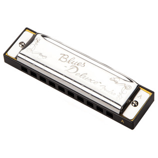 Fender Blues Deluxe Harmonica, A