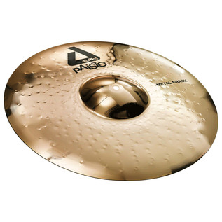 Paiste Alpha 17'' Metal Crash Cymbal, Brilliant Finish