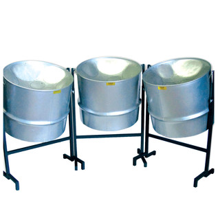 Percussion Plus PP445 Triple Cello Steelpan