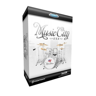 Toontrack SDX: Music City USA
