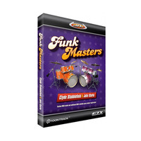 Toontrack Funkmasters EZX Expansion Pack
