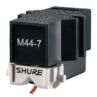 Shure M44-7 Scratch DJ Cartridge