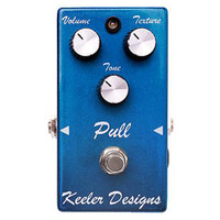 Keeler Designs Pull Low Gain Overdrive Guitar Pedal