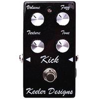 Keeler Designs Kick Fuzz Guitar Pedal